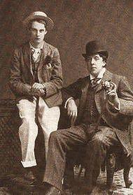 Lord Alfred Douglas i Oscar Wilde