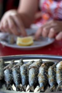 """Las sardinas"", de Kurtxio"
