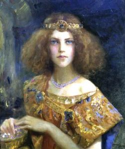 Salammbô, de Gaston Bussiere, any 1907