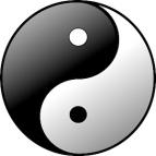 Yin Yang, de Dale Leschnitzer