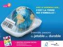 """Un million de personnes pour un texte de loi contre le suremballage"", campanya contra el sobreembalatge"