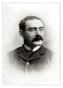 Rudyard Kipling, de John Palmer a la Viquipèdia