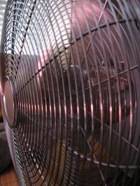 Els ventiladors ens refresquen a l'estiu