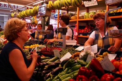 Fruita i verdura fresca, una font de vitamina C