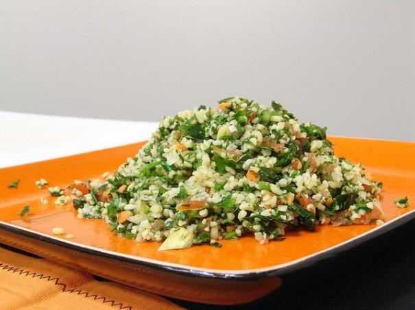 Amanida Tabule, una deliciosa recepta de la Cuina Mediterrània