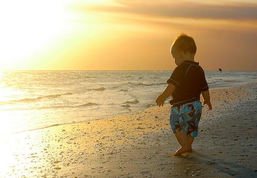Sunshine Baby, de Eduardo Merille