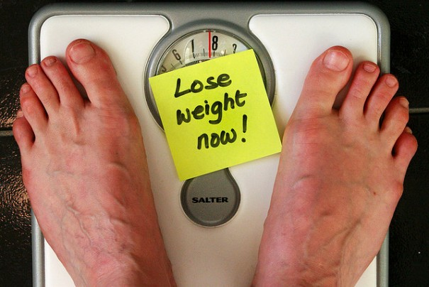 Lose weight now, de Alan Cleaver