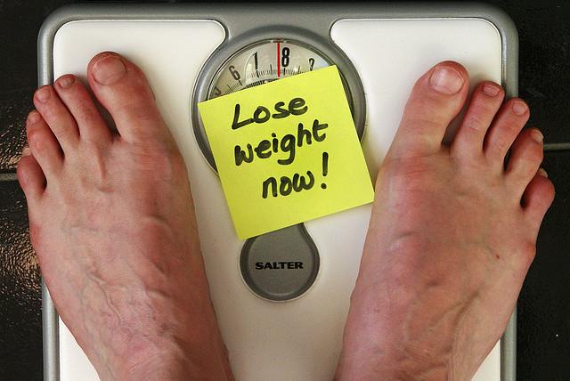 Lose weight now, de Alan Cleaver