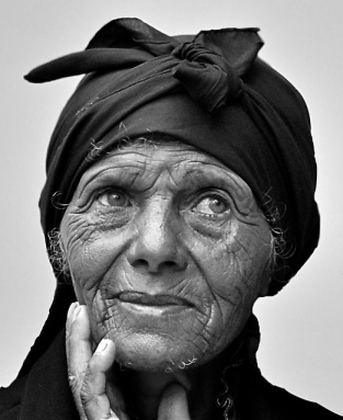 Eyes of wisdom, de F H Mira, al Flickr