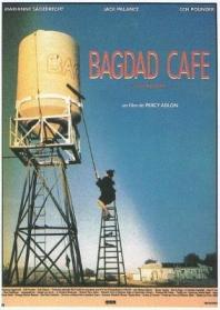 Bagdad Café, poster de la pel·lícula publicat a la Viquipèdia