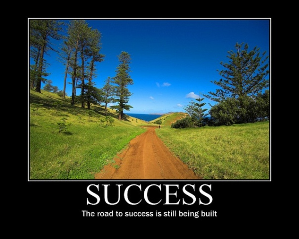 Success, de thinboyfatter, al Flickr