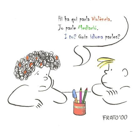 Mediació, de Frato