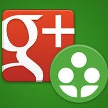 Comunitat Receptes per Viure Bé! al Google+