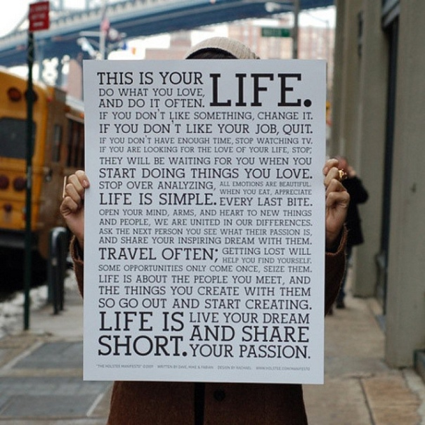 This is your life, de Aaron Fulkerson, al Flickr