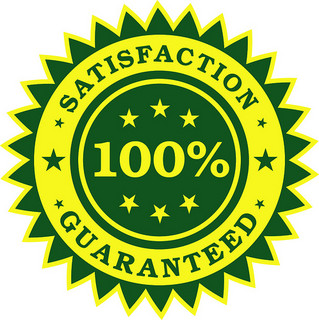 """Satisfaction Guaranteed Sticker"", de Vectorportal, al Flickr"
