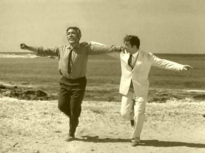 Fotograma de la pel·lícula Zorba el grec