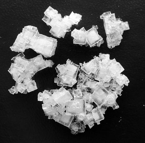 Sal Cristalizada, de Juanan Ruiz, al Flickr