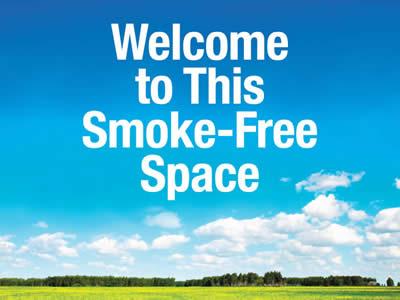 Smoke free, de Halifax