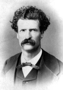 Mark Twain, de Abdullah Frères, 1867, a la Viquipèdia