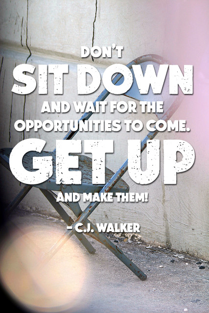 """""""Get-Up"""", de John Fischer, al Flickr"""