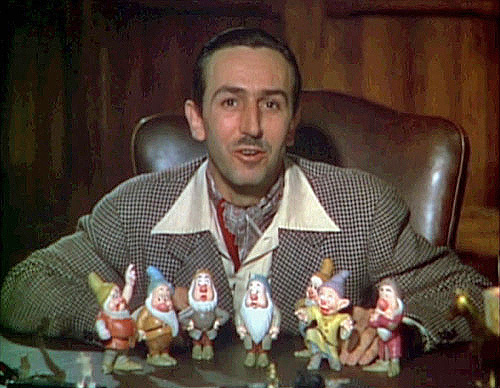 Walt Disney, Snow white, 1937, trailer screenshot, a la Viquipèdia