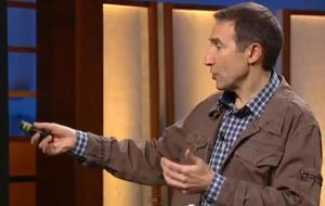 El Dr. Antoni Talarn, a Singulars de TV3