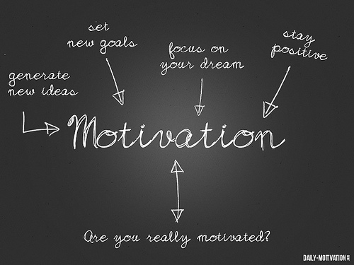 Motivation, de Daily Motivation, al Flickr