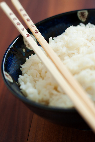 """Simply Rice"", de Nomadic Lass, al Flickr"