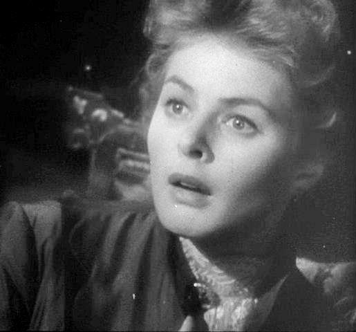 "Ingrid Bergman, fotograma del trailer de ""Gaslight"", via Wikimedia Commons"