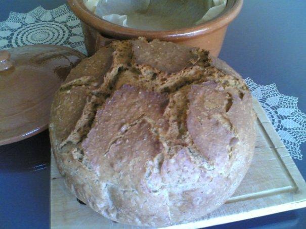 El pa fora de la cassola