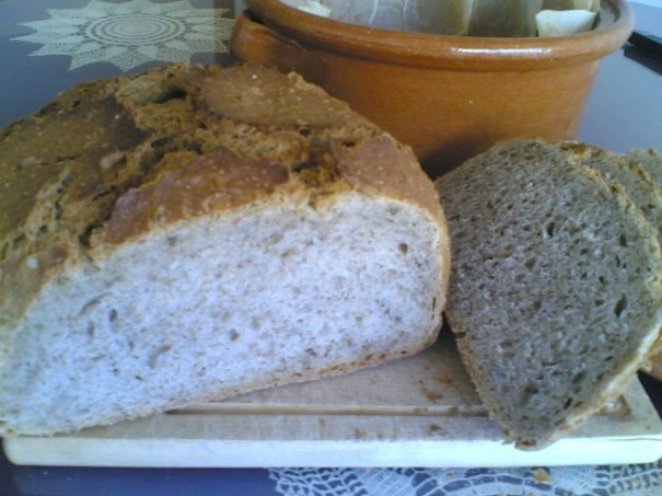 El pa llescat