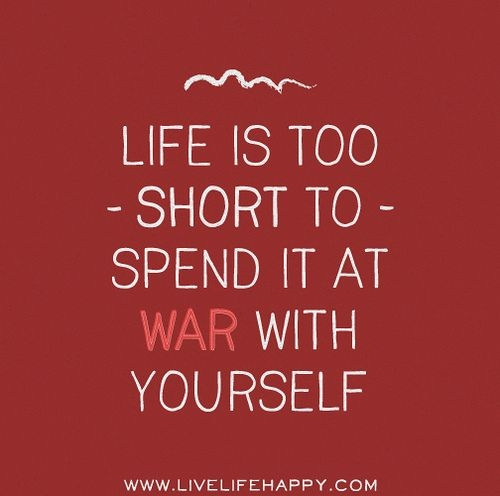 Life is too short, de www.livelifehappy.com a indulgy