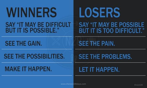 Next28 Winners Losers, de Next TwentyEight, Flicker