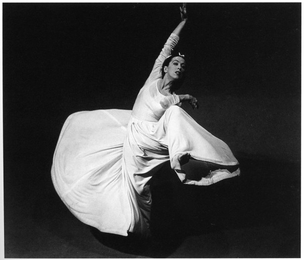 Martha Graham, de Barbara Morgan, 1940