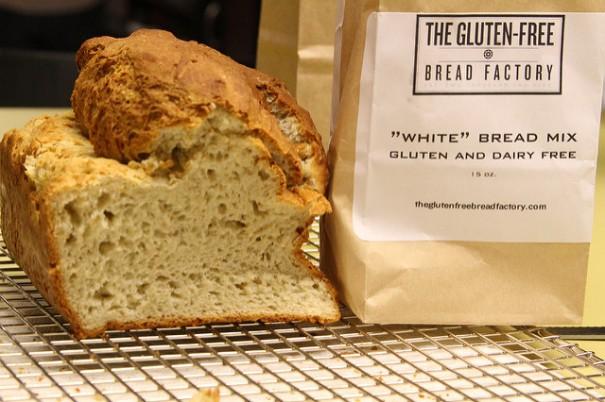Gluten Free Bread, de @joefoodie, al Flickr