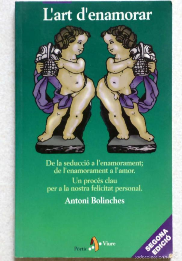 L'art d'enamorar, d'Antoni Bolinches