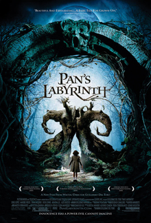 """Pan's_Labyrinth"" pòster a Wiquipèdia"