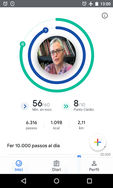 Google Fit Sophia