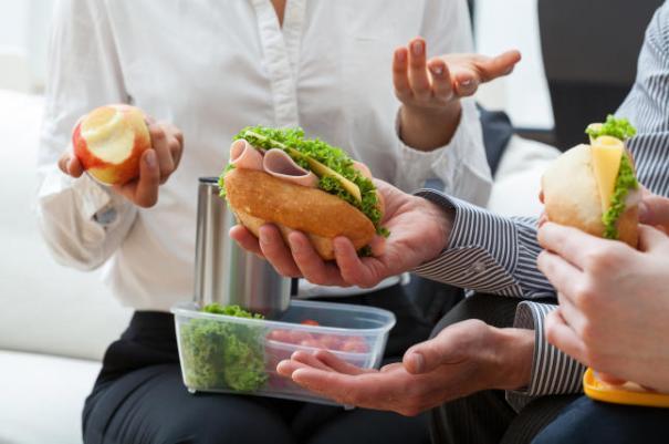 Tàper: com menjar sa a l'oficina, a Diari de Terrassa