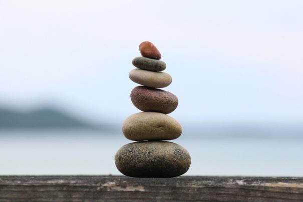 """Finding balance"", de woodleywonderworks, al Flickr"