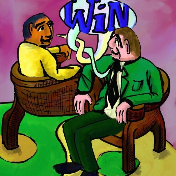 """""""17 Negotiation WinWin What You Need"""", de Roy Blumenthal, al Flickr"""