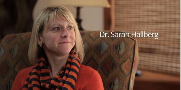 Doctora Sarah Hallberg a Diet Doctor
