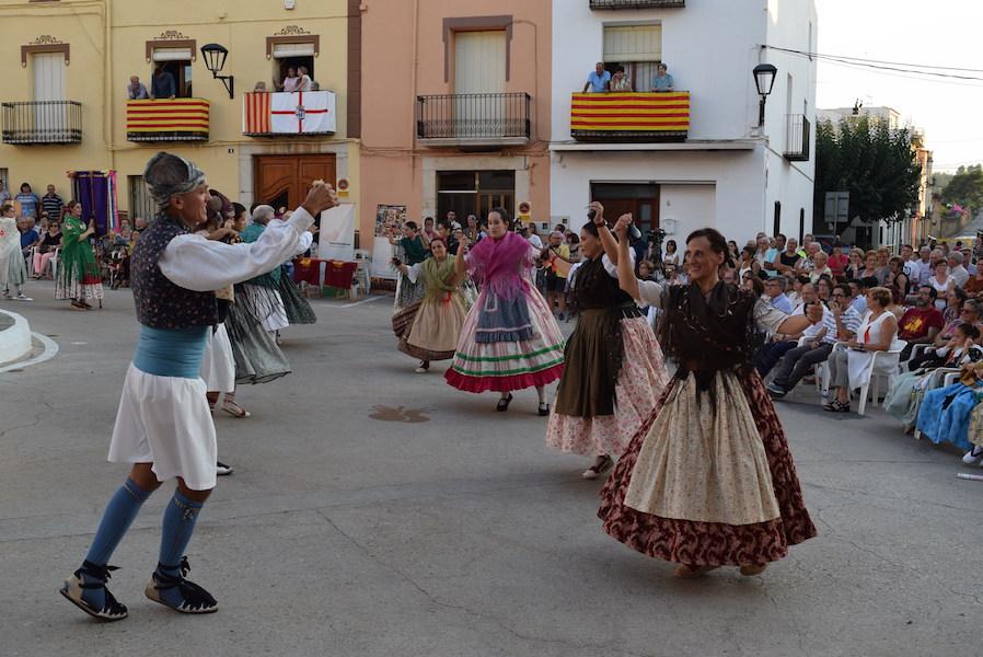 Danses del Maestrat a Santa Magadalena de Pulpís