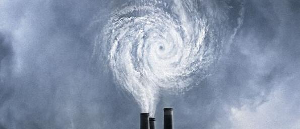 """Climate: emergency spiral"", Grégoire Japiot, al Flickr"