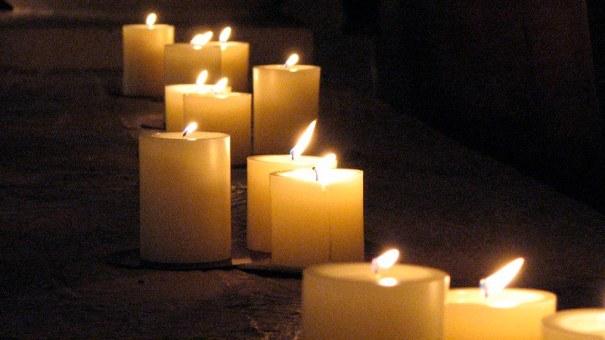 """Candles"", de Roger Glenn al Flickr"