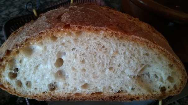 Pa de pagès, de 300 grams de farina